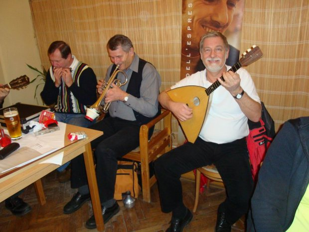 Kavárna Čas 16.01.2011