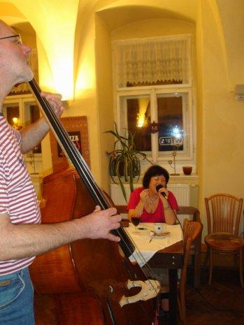 Kavárna Čas 14.11.2010