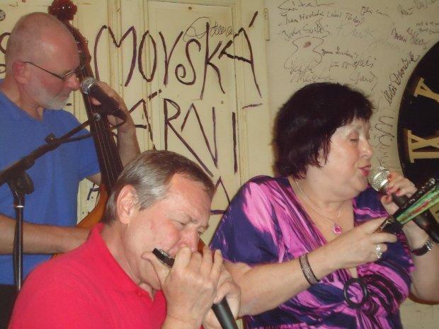 Salmovská se Zdenkem Převorovským 19.04.2013