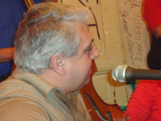Salmovská s Vladimírem Fričem 22.03.2012