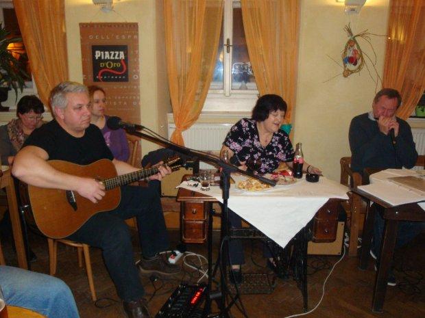 Kavárna Čas 24.03.2013