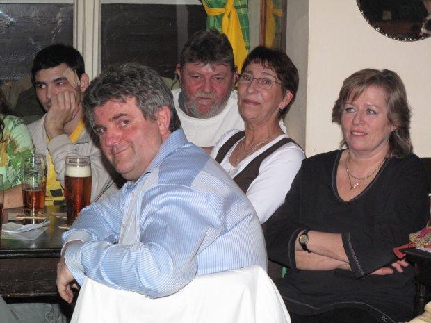 V Salmovské s publikem 2009