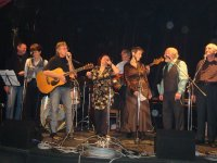 S Jitkou Vrbovou a skupinou Erastus 20.12.2009 v Trojické